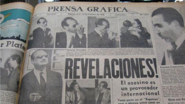 El asesinato de Gallostra desató un escándalo en México.