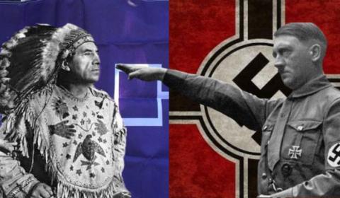 ¿Por qué los indios iroqueses declararon la guerra a Hitler en 1942 al margen de Estados Unidos?