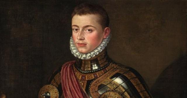 Retrato de Don Juan de Austria