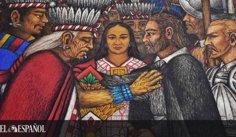 Los indígenas que reclutó Hernán Cortés para conquistar México: no hubiera triunfado sin ellos