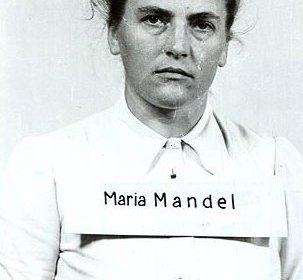 "Maria Mandel, la ""bestia"" antijudía de Auschwitz"