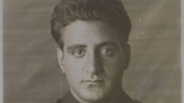 Silverio Lumbreras, asesinado en 1936 y enterrado en la fosa común de La Riba de Escalote (Soria)