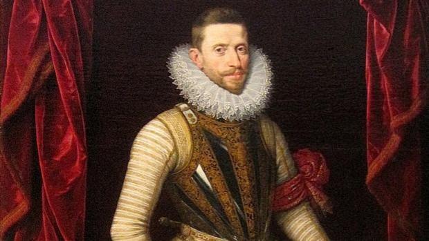 El archiduque Alberto de Austria, por Frans Pourbus el Joven