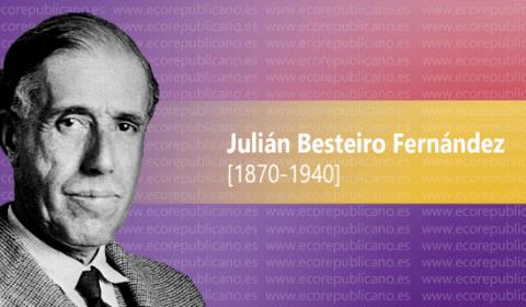 Julián Besteiro Fernández [1870-1940]