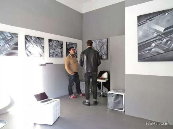 Xavier Magaldi SuperLuminova Moon Experience 2014 mecafuturism 04