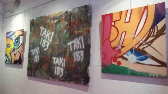 Galartis street art _crash taki183