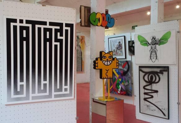 Galartis street art _latlas monsieur chat