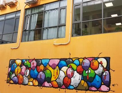 Jardin Orange street art CEET 1 (2)