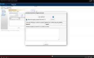 VTX explique en vidéo comment stopper les appels indésirables.