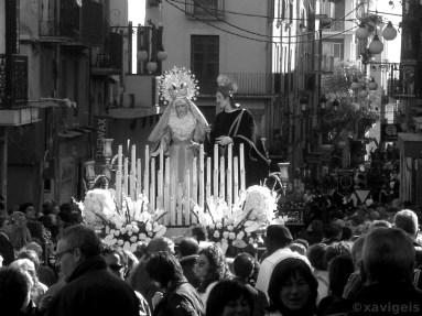 a little bit of procession
