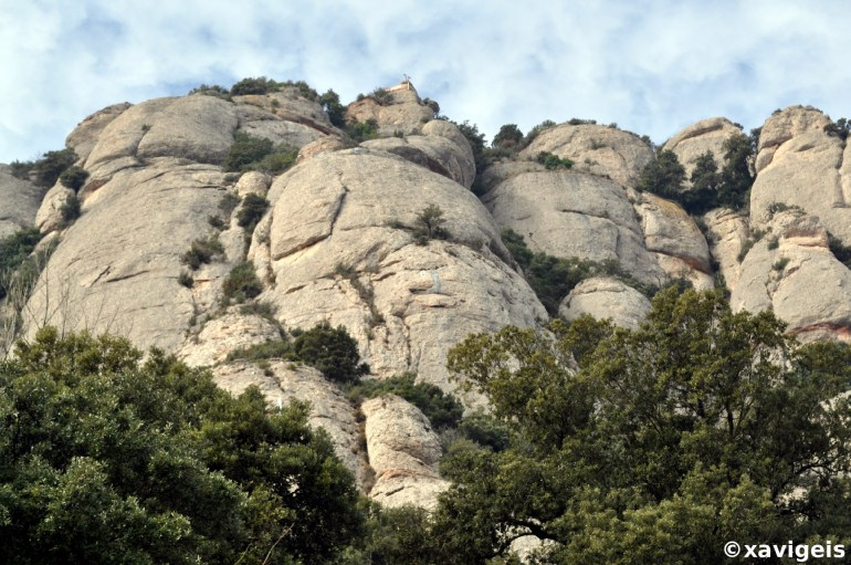 Mountain of Montserrat