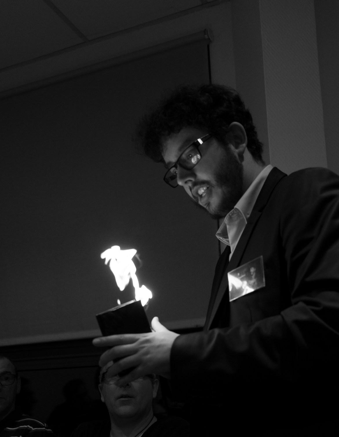 magicien illusioniste nord