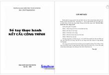 Sổ tay thực hành kết cấu công trình - Vũ Mạnh Hùng