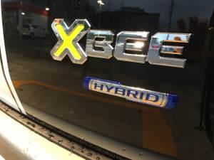 クロスビー(XBEE)のマイルドハイブリッドシステム