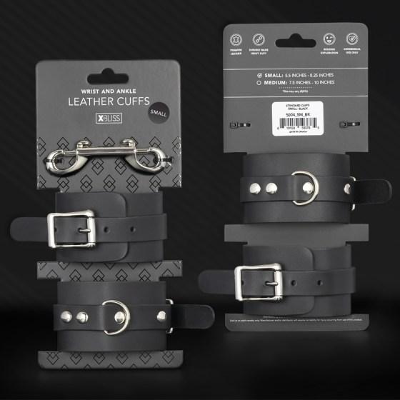 XBLISS Standard Cuff Packaging