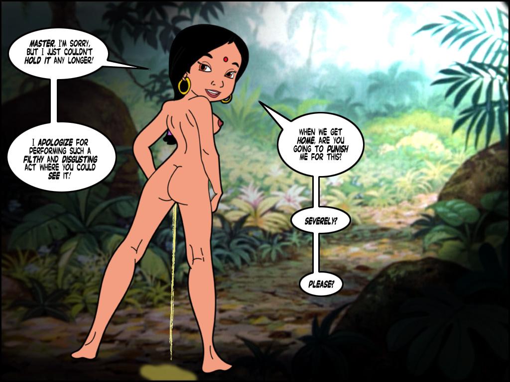 Mowgli Sex 48
