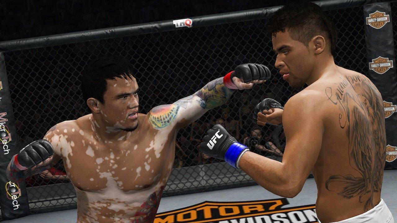UFC Undisputed 3 2012 XBOX360 Xbox 360