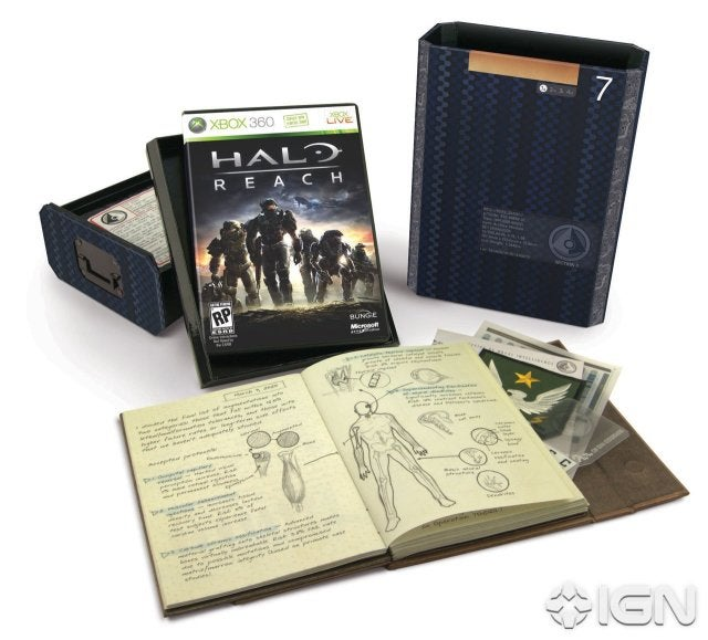 Halo: Reach (Legendary Edition) Product