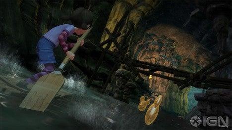 Kinect Disneyland Adventures Review IGN