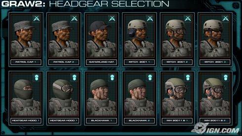 GRAW 2 NEW Multiplayer Customization Details