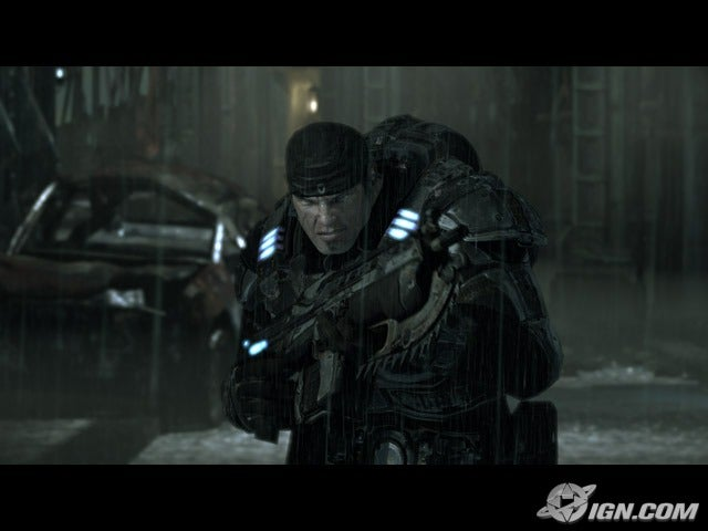 Gears of War 2 Artwork
