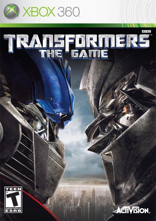 Transformers The Game Xbox 360 IGN
