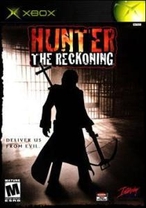 Hunter  The Reckoning  Original Xbox  Game Profile   XboxAddict com Hunter  The Reckoning  Xbox  by Interplay Entertainment Box Art