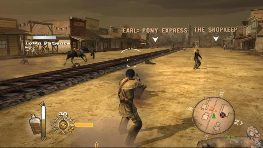 Gun  Xbox 360  Game Profile   XboxAddict com Screenshots