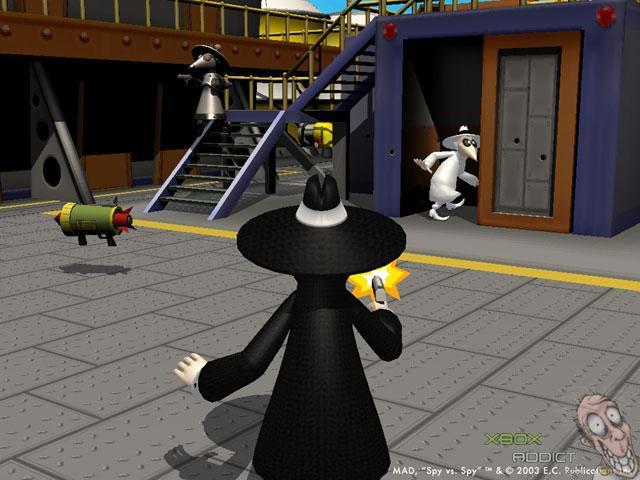Spy Vs Spy Original Xbox Game Profile