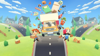 Photo of Moving Out, the physics game where you move furniture surprise releases on Xbox Game Pass