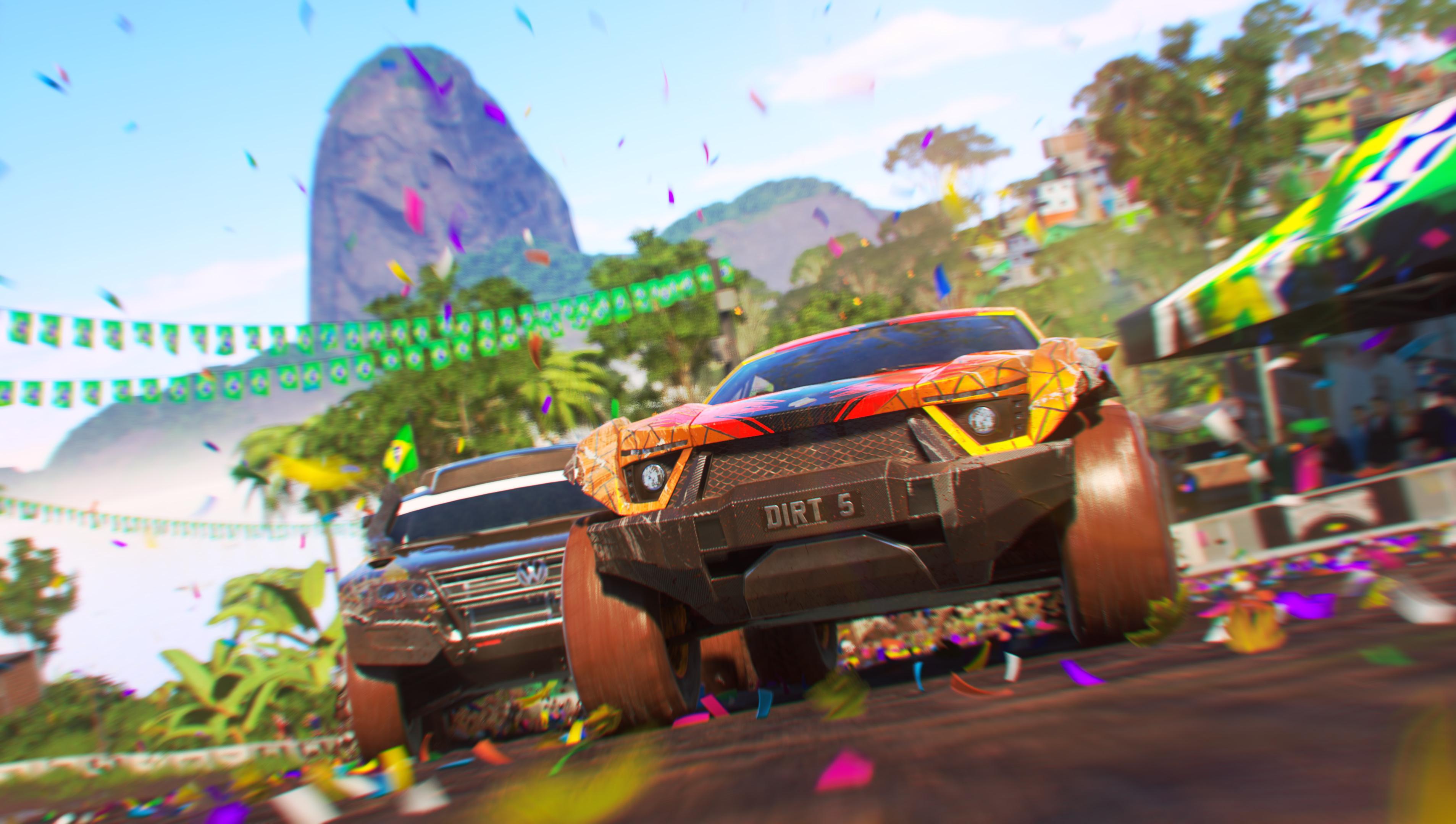 Review: DIRT 5 - Dirty Racing - XboxEra
