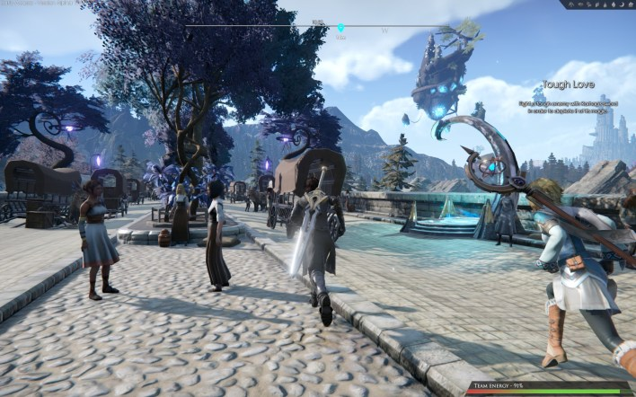 Impressions) Edge of Eternity – The Videogame Backlog