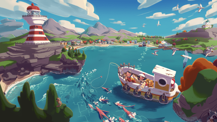 Wholesome Fishing RPG Moonglow Bay is Coming to Xbox This Year - Xbox Wire