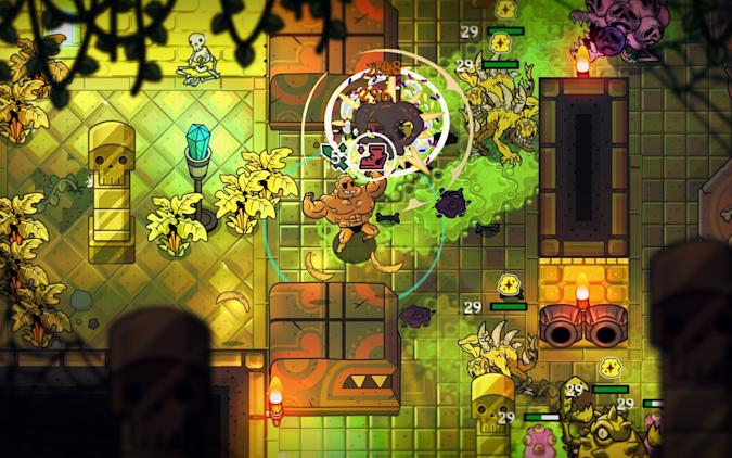Nobody Saves the World' is a shapeshifting RPG from DrinkBox Studios | Engadget