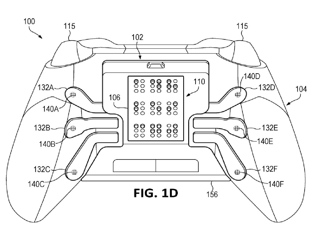 Microsoft Patentiert Neuen Xbox Controller Mit Haptischer