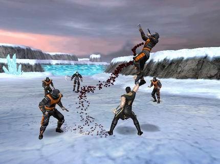 Image result for mortal kombat konquest mode armageddon