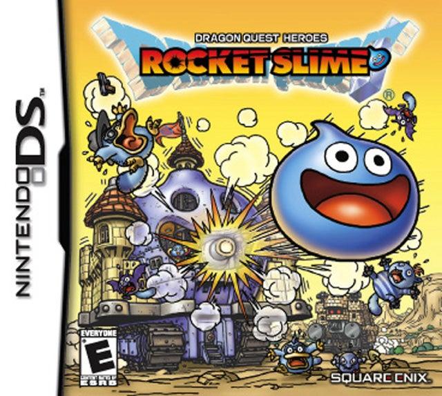 Dragon Quest Heroes Rocket Slime Nintendo DS IGN