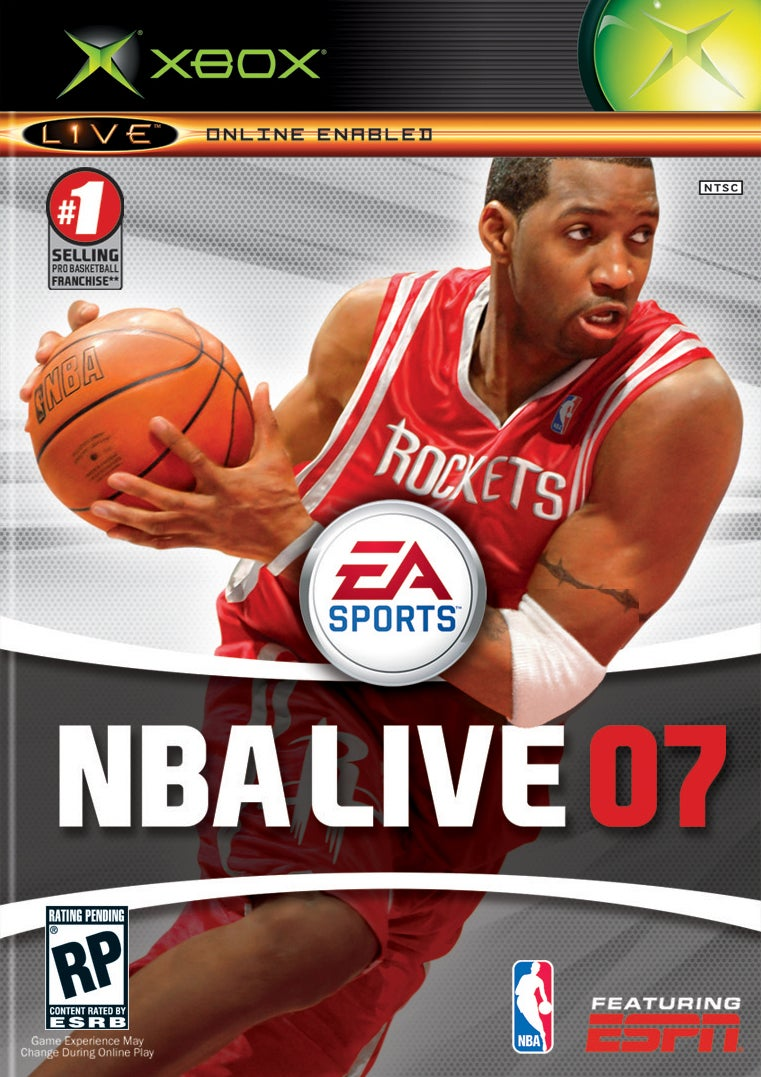 NBA Live 07 Review IGN