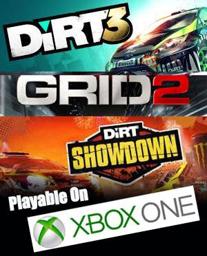 Backwards Compatible Racing Games Xbox One Racing Wheel Pro