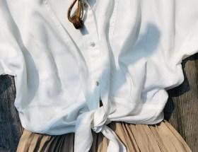 blouse en rok