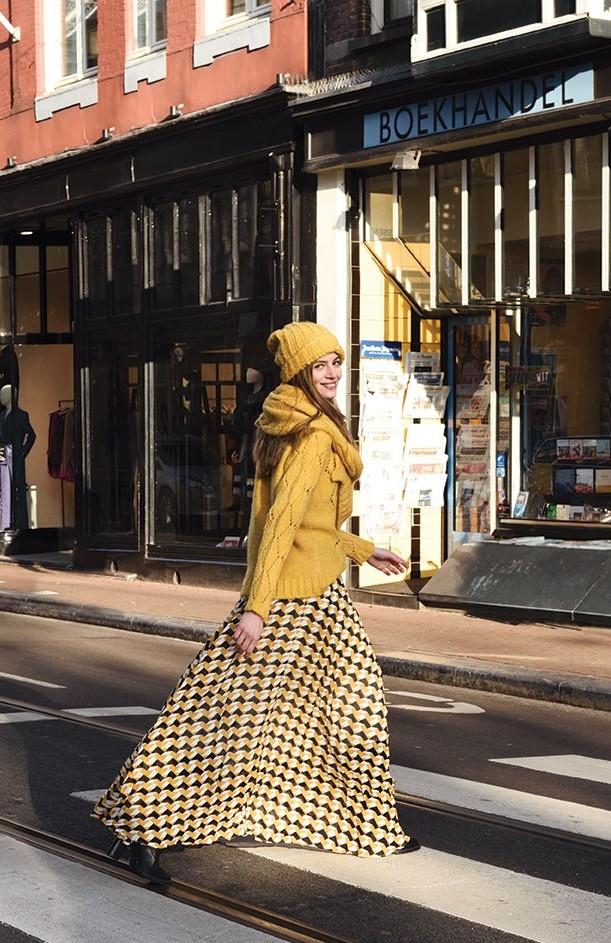 gele outfit Summum