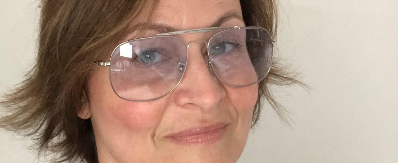Ray-Ban bril rechts
