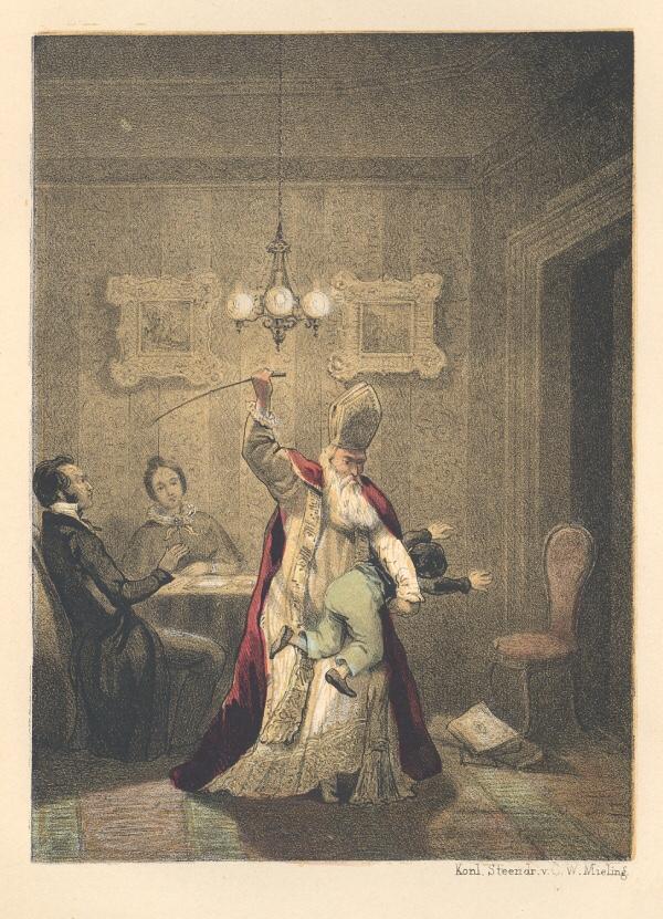 billenkoek van Sinterklaas