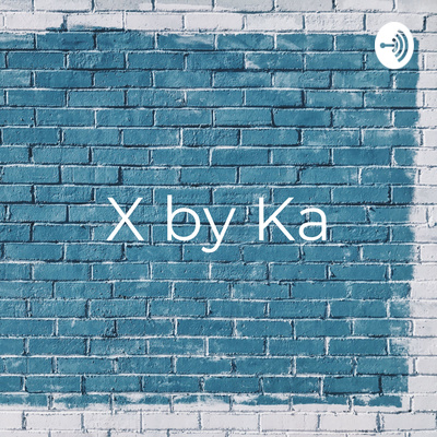 X by KA - de podcast lggo