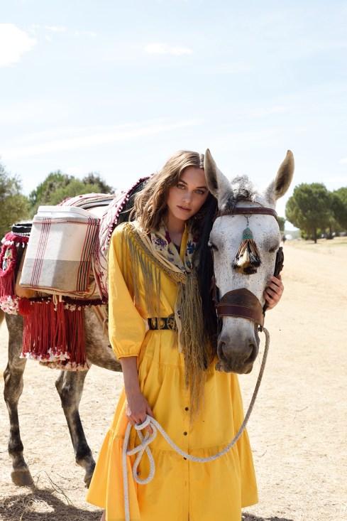 Summum Woman met paard