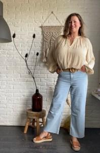 Mom jeans YAYA