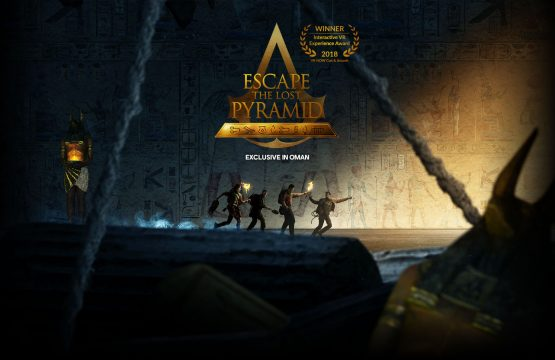 Escape from the lost pyramid