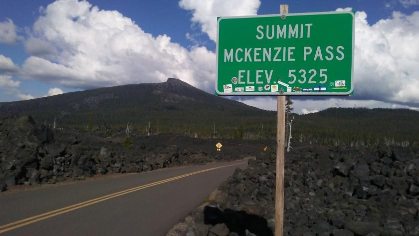 McKenzie Pass,