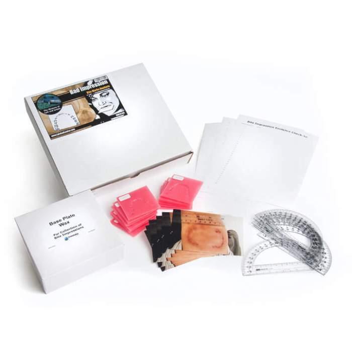 Bite Marks Forensics Kit Refill