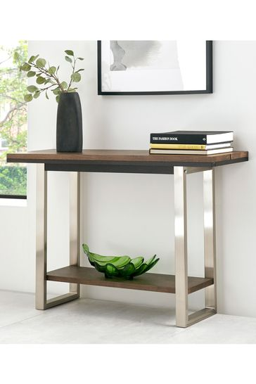 Buy Tivoli Console Table By Bentley Designs From The Next Uk Online Shop